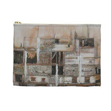 Load image into Gallery viewer, White prayer flags ACCESSORY POUCH