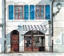 Load image into Gallery viewer, Antique shop in Carouge