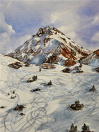 Painting of The Rothorn