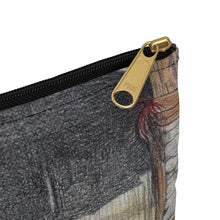 Load image into Gallery viewer, Woman and Child, Manang, Nepal ACCESSORY POUCH