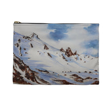 Load image into Gallery viewer, The Brinta Bridge in Winter - Accessory Pouch