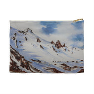 The Brinta Bridge in Winter ACCESSORY POUCH