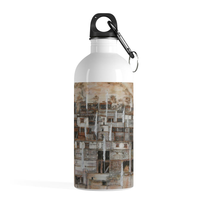 White Prayer Flags BOTTLE
