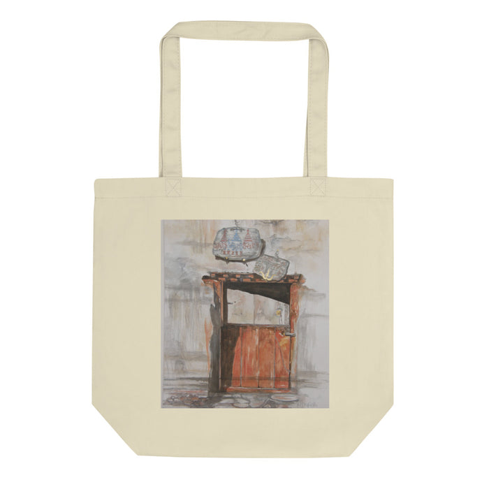 Kagbeni Door ECO TOTE BAG