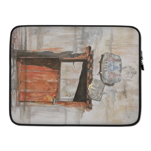 Kagbeni Door LAPTOP SLEEVE