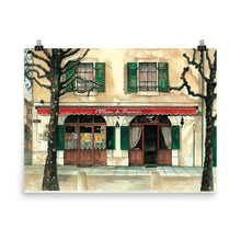Load image into Gallery viewer, Painting of the old Carouge