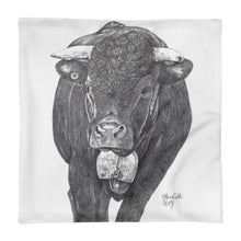 Load image into Gallery viewer, Cow Pillow Case