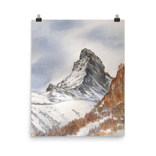Load image into Gallery viewer, Painting of the Matterhorn