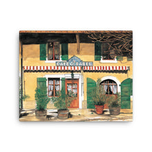Load image into Gallery viewer, Painting of Café Babel