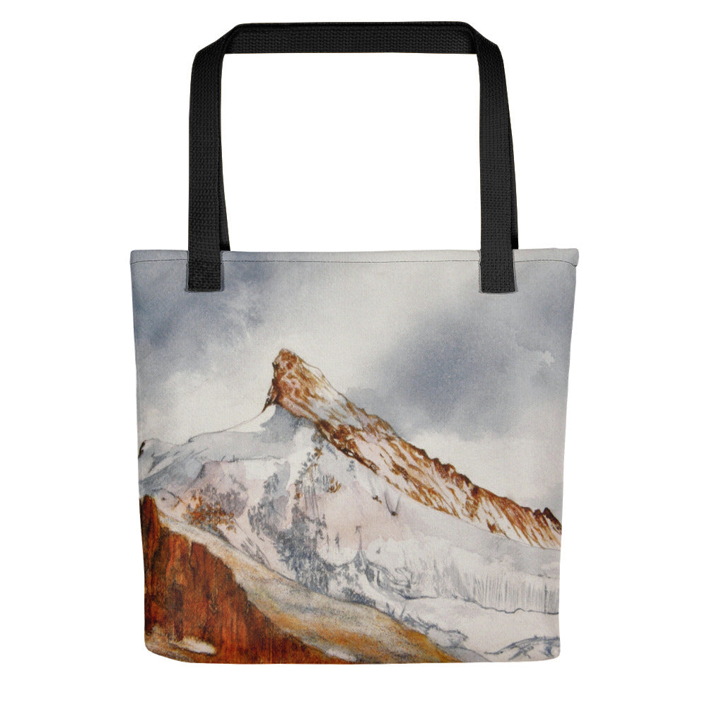 Zinalrothorn Tote bag