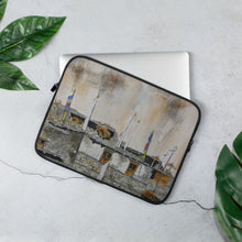 Load image into Gallery viewer, Clinging to the cliff face LAPTOP SLEEVE