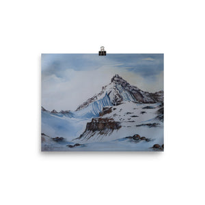 Painting of Annapurna