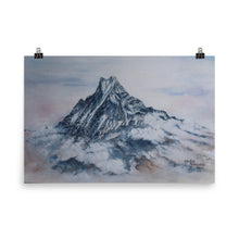 Load image into Gallery viewer, Painting of Machapuchare
