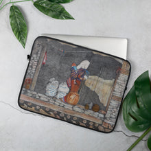 Load image into Gallery viewer, Woman and Child, Manang, Nepal LAPTOP SLEEVE