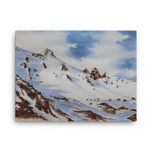 Painting of The Brinta Ridge