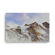 Load image into Gallery viewer, Painting of the Moiry Glacier and the Pointes de Mourtie