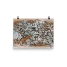 Load image into Gallery viewer, Painting of an old wall