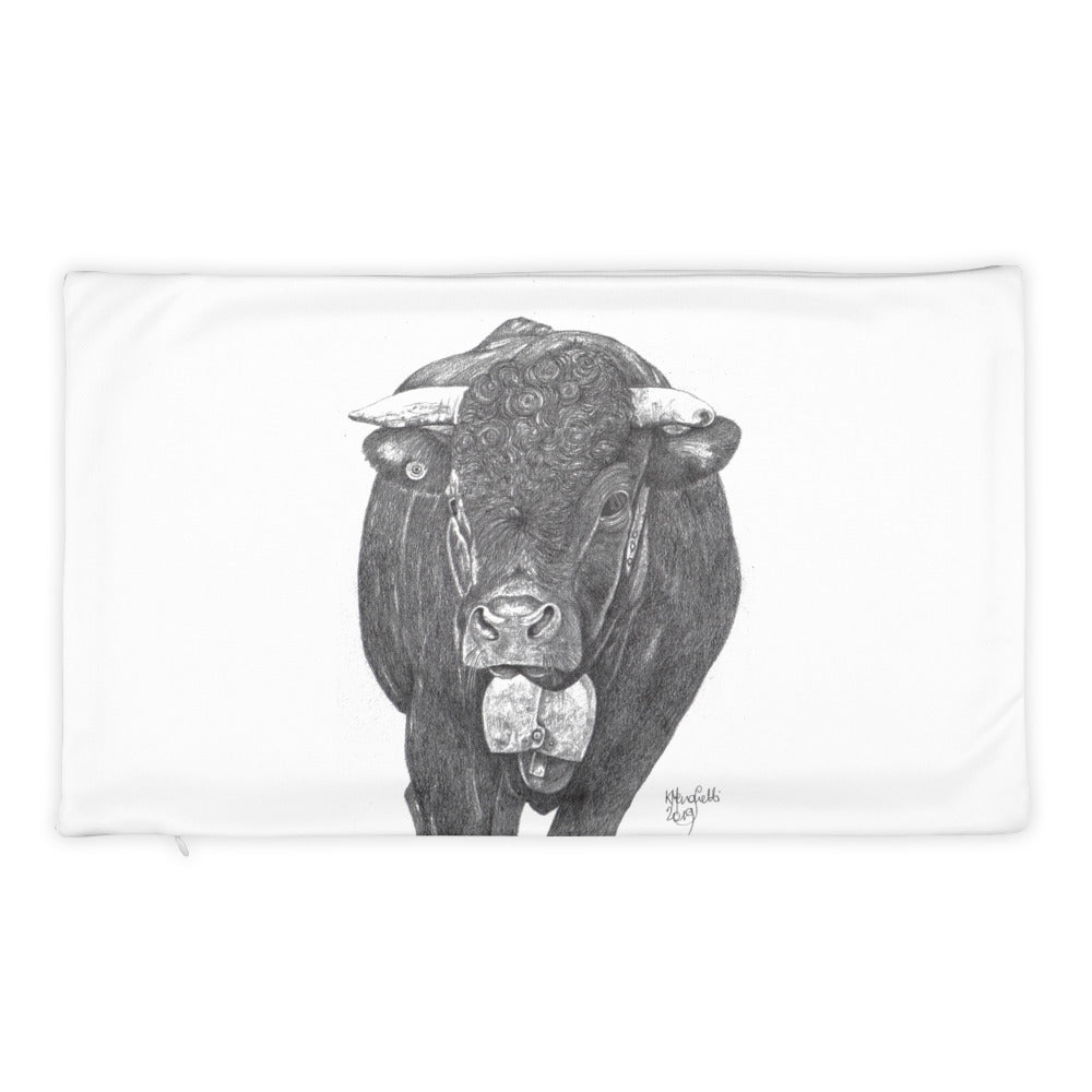 Cow Pillow Case