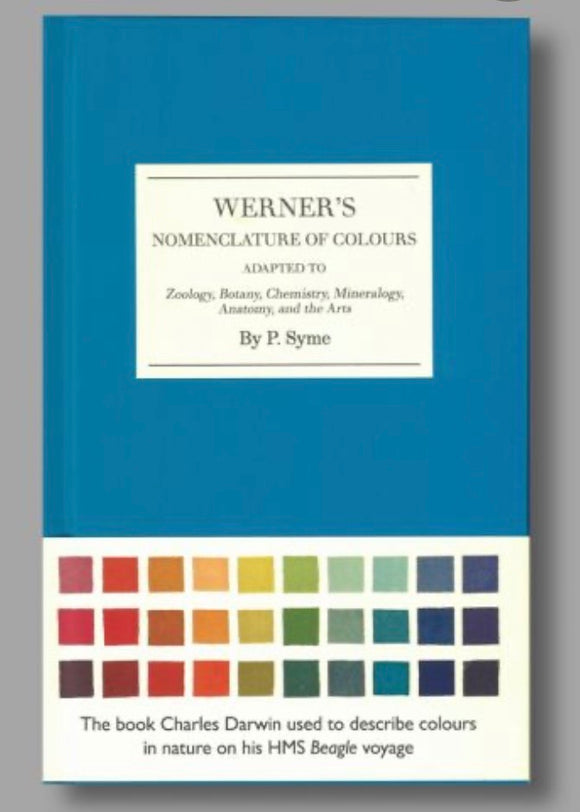 Werner's Nomeclature of Colours