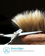 "Professional Shears Razor Edge Series - Barber Hair Cutting Scissors/Shears - 6.5"" - SGTSHARP.COM"