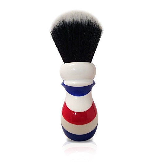 Synthetic Shaving Brush - 26mm Extra Dense Tuxedo Knot And 57mm loft - SGTSHARP.COM