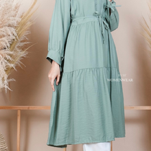 Load image into Gallery viewer, VIOLITA TUNIC IN MINT