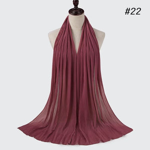 THE PREMIUM PLEATS IN CRANBERRY