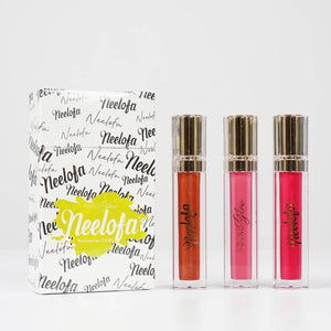 YOUNG AND GLOW LIP GLOSS - GREEN BOX