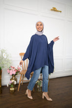 Load image into Gallery viewer, MAYA BATWING TUNIC (6 COLOURS)
