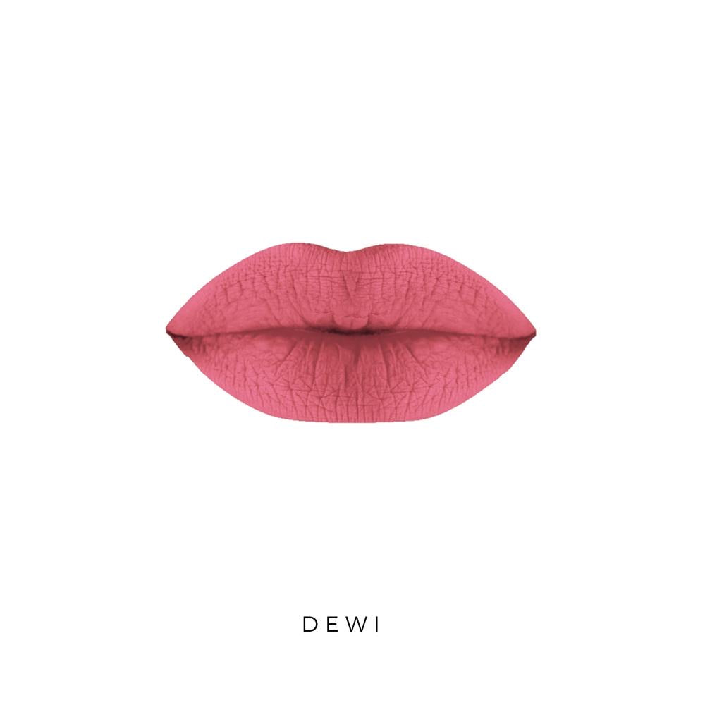 YOUNG AND GLOW LIP MATTE - DEWI