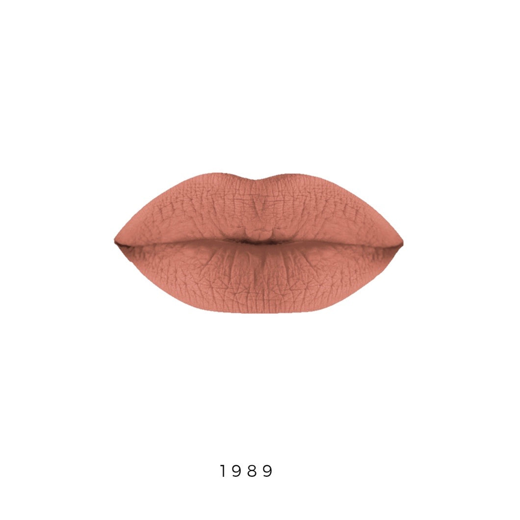 YOUNG AND GLOW LIP MATTE - 1989