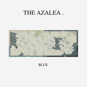 The Azalea in Blue