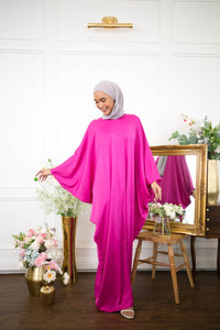 THE ICONIC KAFTAN (10 COLOURS)