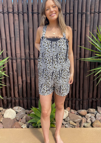 Billie Overalls - Rayon - bambu road - linen clothing - comfortable chic - lifestyle collection - australian resort wear - australian brand clothing - coastal fashion