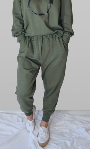 LOUIE PANTS - ORGANIC COTTON - bambu road