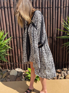 Millie Dress - Rayon - bambu road - linen clothing - comfortable chic - lifestyle collection - australian resort wear - australian brand clothing - coastal fashion