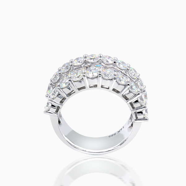 Garen Collection 14K Diamond Ring
