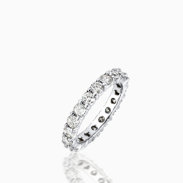 Sweet Diamond Eternity Band