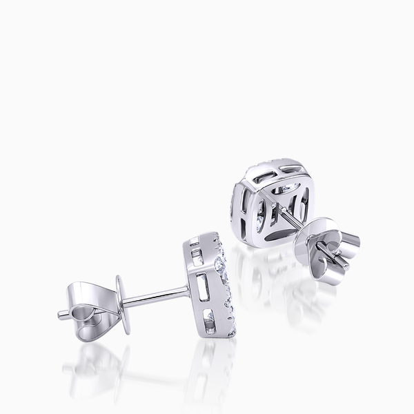 Ladies Diamond Studs