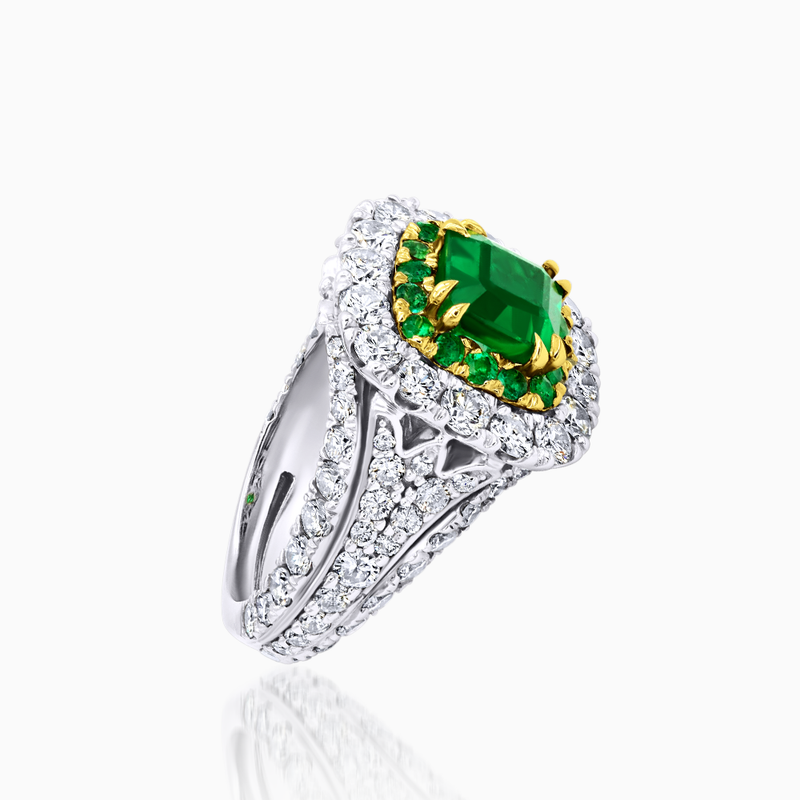 Beautiful Emerald Ring