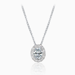 Beautiful Diamond Necklace