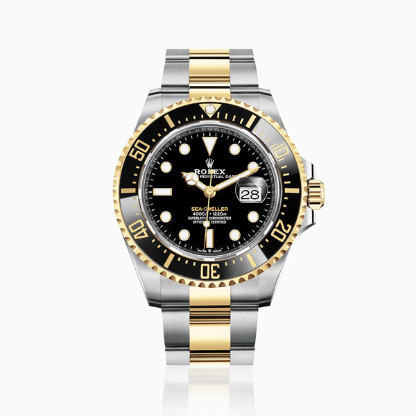 Rolex Watch Sea-Dweller