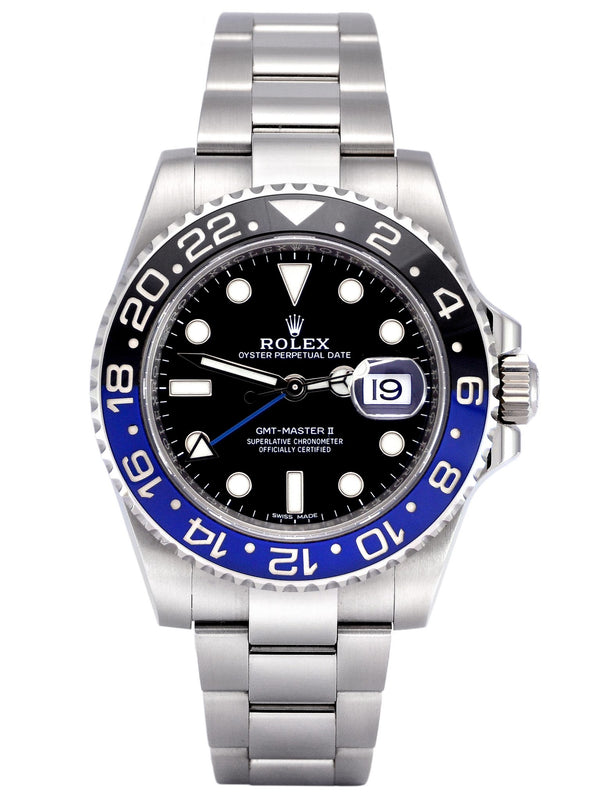 Pre-Owned Rolex GMT Master II