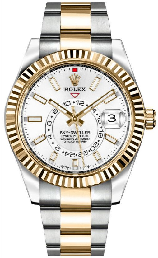 Pre-Owned Rolex Sky-Dweller