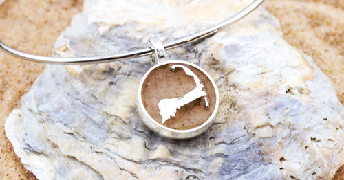 Dune Cape Cod Beach Bangle