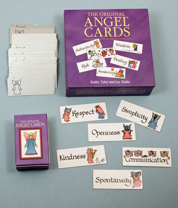 Angel Cards - New - 25th Anniversary Edition