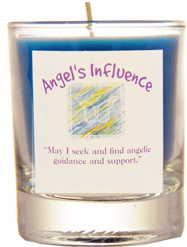 Angel's Influence Soy Jar Candle