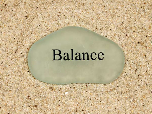 Balance Sea Glass