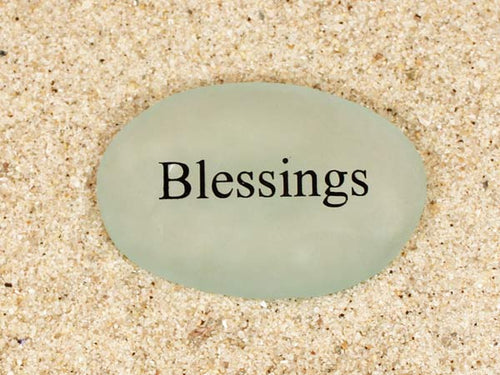 Blessings Sea Glass