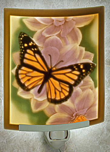 Butterfly Night Light Color